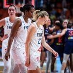 Sandrine Gruda après la défaite des Bleues en finale de l'EuroBasket : « Une très grosse déception »