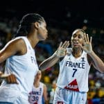 Valérie Garnier après la victoire des Bleues face à la Russie : « Focus sur le quart de finale, pas plus »