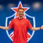 Euroleague : Officiel, Marius Grigonis au CSKA Moscou jusqu'en 2024