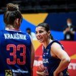 EuroBasket féminin : La Serbie en quart, la Slovénie et la Bosnie qualifiées
