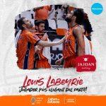 Playoffs Espagne : Louis Labeyrie (18 points) propulse Valence vers une victoire sur le Real Madrid