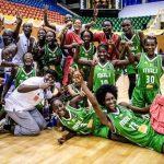 Mali : les équipes féminines U16 et U19 sous protection de la FIBA