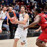 Italie : La Virtus Bologne mène 2-0 en finale sur Milan, Milos Teodosic rayonne