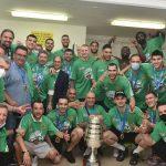 Grèce : Panathinaikos champion pour la 40e fois