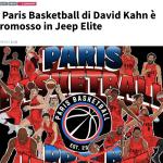 La montée du Paris Basketball en Jeep Elite intrigue l'Europe du Basket