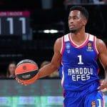Euroleague : Rodrigue Beaubois prolongé à Anadolu Efes jusqu'en 2023