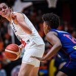 EuroBasket féminin : 360 000 téléspectateurs devant France – Serbie