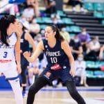 Préparation EuroBasket féminin : La France prend la mesure de l'Italie, 70-53