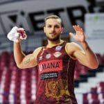 """Italie : Stefano Tonut (Venise), MVP 2021 : """"Célébrer les deux titres nationaux dans la plus belle ville du monde était formidable"""""""