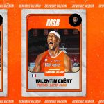 Valentin Chéry (Paris Basketball) conclut un accord avec Le Mans