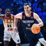 Le Tchèque Jaromir Bohacik prolonge d'une saison à Strasbourg