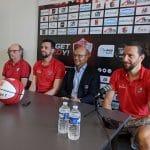 Jeep Elite : Maxime Courby et Pierre Pelos prolongent de trois saisons à Bourg