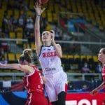 EuroBasket féminin : la Russie domine la République Tchèque en ouverture