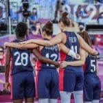 JO 3×3 féminin : France – Chine pour le bronze cet après-midi, Etats-Unis – Russie en finale