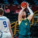 Le pivot australien Aron Baynes forfait pour le reste des JO de Tokyo !