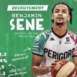 Benjamin Sene choisit Nanterre comme nouvelle destination