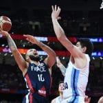 Evan Fournier (équipe de France) : « J'ai toujours cette défaite de l'Argentine en travers de la gorge »