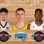 NBA Draft : Franz Wagner, Alperen Sengun et Usman Garuba au premier tour, Juhann Begarin aux Boston Celtics