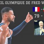 L'oeil olympique de Fred Weis – «Aucune raison de s'inquiéter pour les quarts de finale»