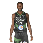 Pro B : L'intérieur ivoirien Cédric Bah (ex-Blois) arrive à Vichy-Clermont