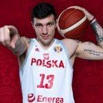Le pivot international polonais Dominik Olejniczak au BCM Gravelines