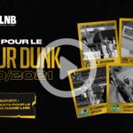 Votez pour élire le dunk de l'année en Jeep Elite