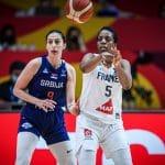 JO Tokyo : Les Bleues 6e dans les prévisions de la FIBA