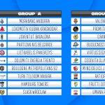 Eurocup – Le Lokomotiv Kuban, le Partizan et Andorre pour Boulogne-Levallois, Valence, la Virtus Bologne et Gran Canaria pour Bourg-en-Bresse