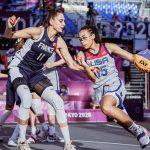 JO 3×3 féminin : battues au finish par Team USA en demi-finale, les Bleues viseront le bronze
