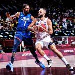 NBA : Evan Fournier à New York, Nicolas Batum reste aux Clippers