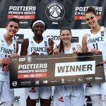 3×3 : Invaincue, l'équipe de France féminine remporte les Women's Series de Poitiers