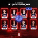 J0 : Marine Fauthoux remplace Olivia Epoupa
