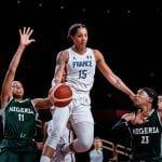 JO féminin : La France étouffe le Nigéria et peut toujours rêver des quarts de finale