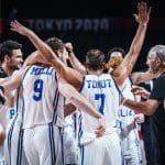 JO : L'Italie en quart de finale pour la première fois depuis 17 ans