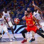 Préparation JO : L'Espagne repousse la France, 86-77