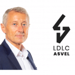 Michel Veyronnet nommé nouveau directeur sportif de l'ASVEL