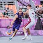 JO 3×3 masculin : la Serbie en demie, les Pays-Bas en embuscade