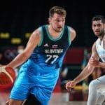 JO : Luka Doncic (Slovénie) écrase une flopée de records et surclasse l'Argentine à lui seul