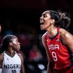 JO féminin : Team USA domine le Nigéria dans le groupe des Bleues