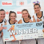 3×3 : l'Allemagne remporte le premier Women's Series de son histoire