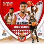 L'ailier américain Alpha Diallo signe à l'AS Monaco
