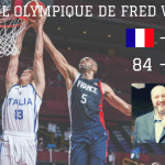 L'oeil olympique de Fred Weis – «Nicolas Batum a été énorme »
