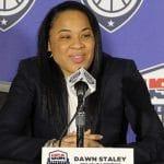 JO Féminines : La coach américaine Dawn Staley parle de son stress