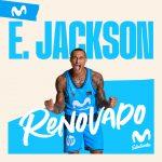 Espagne : Edwin Jackson prolonge son séjour à Estudiantes Madrid, mais en LEB Oro