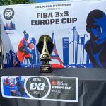 FIBA 3×3 Europe Cup : Trois jours d'animation au Trocadéro