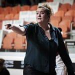LFB : Julie Barennes prolonge à Basket Landes jusqu'en 2025 !