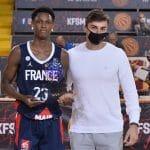 Euro Challenger U16 : La France réalise le grand chelem