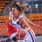 Euro Challengers U18 féminine : La France domine l'Espagne, 61-53