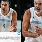 Le montage sur Luis Scola qui a fait polémique en Argentine