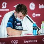"""Luka Doncic : """"Nous sommes venus à Tokyo pour la médaille"""""""